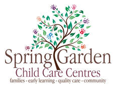 SPRING GARDEN CHILD CARE CENTRE (OLD TRURO RD. & SPRING GARDEN RD.)